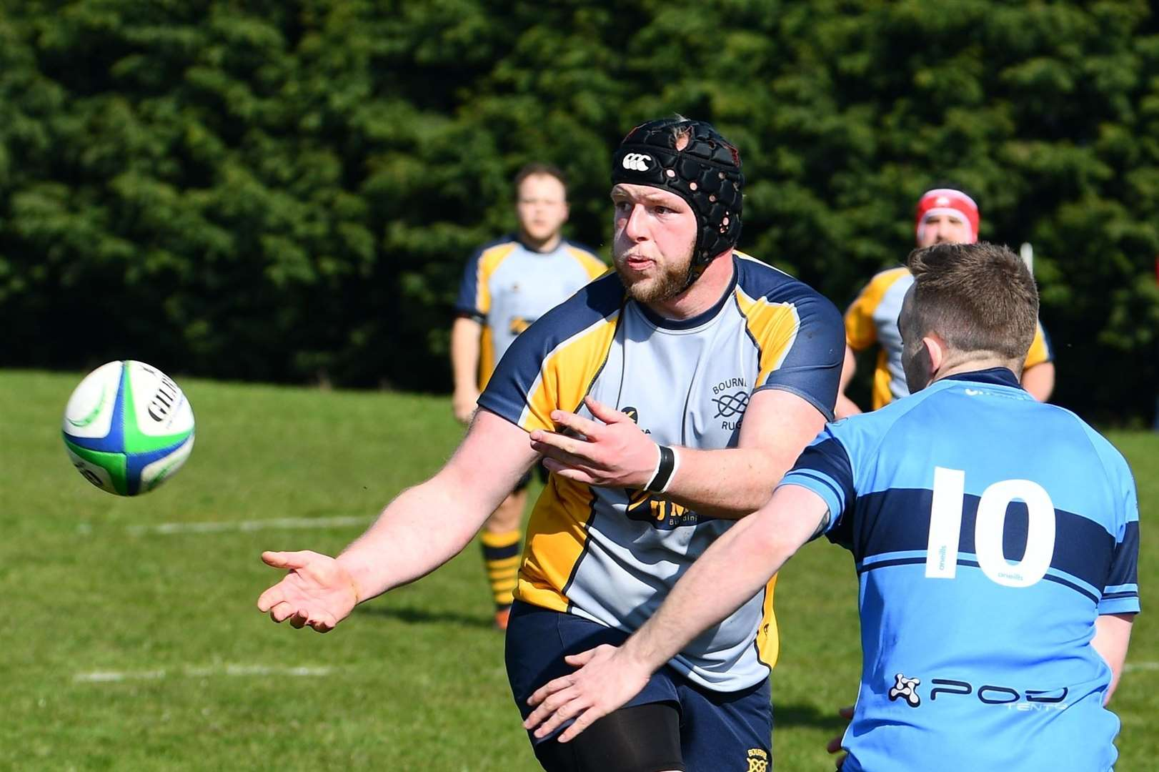 Bourne were 73-7 victors over St Neots on Saturday. Photo: Alan Hancock (8605653)