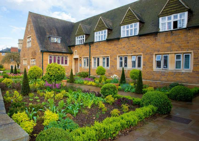 Gardens at Uppingham School will be open to the public
