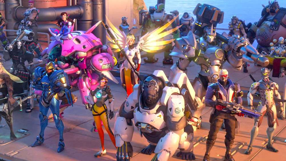 Overwatch is a new front runner for Game of the Year