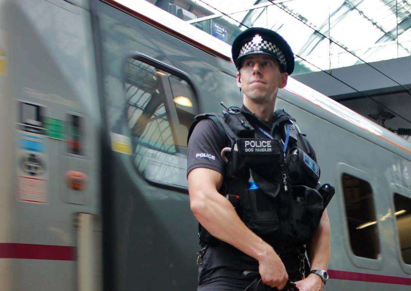 BTP are reporting a drop in crime over the past year in our region