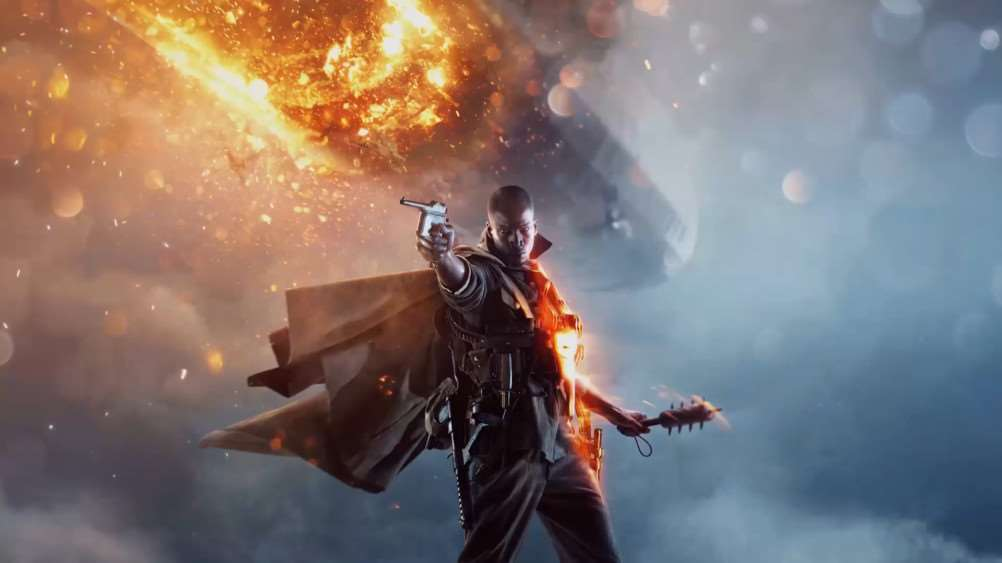 You can almost smell the gunpowder in EA's excellent Battlefield 1