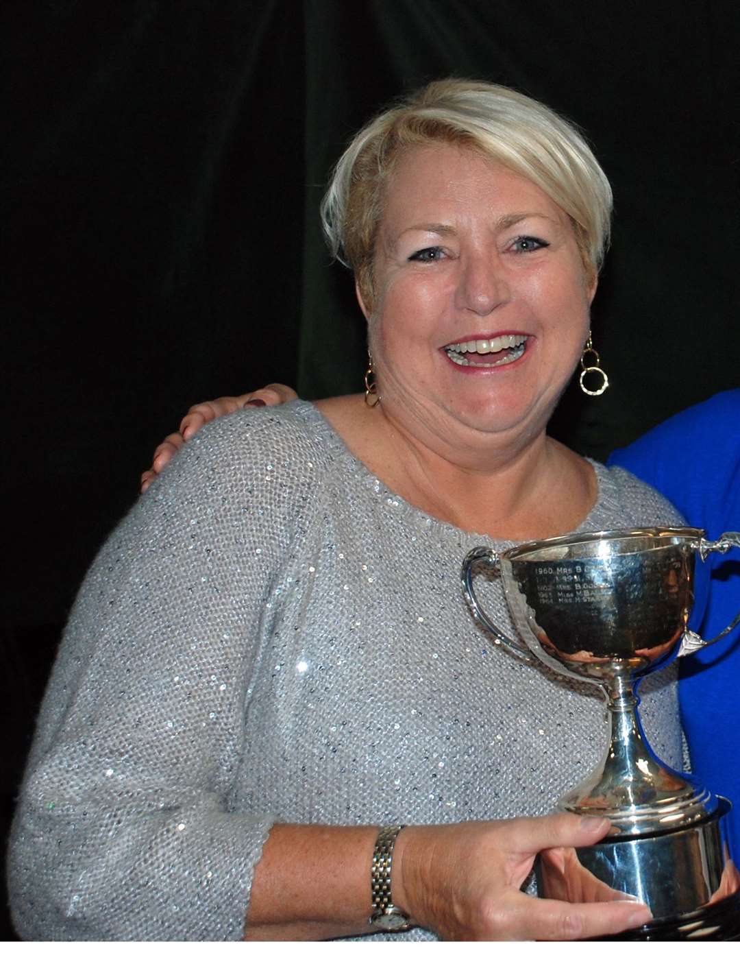Jane Saggers won the Ladies Quincentenary Stableford at Burghley Park on Sunday. (10875160)