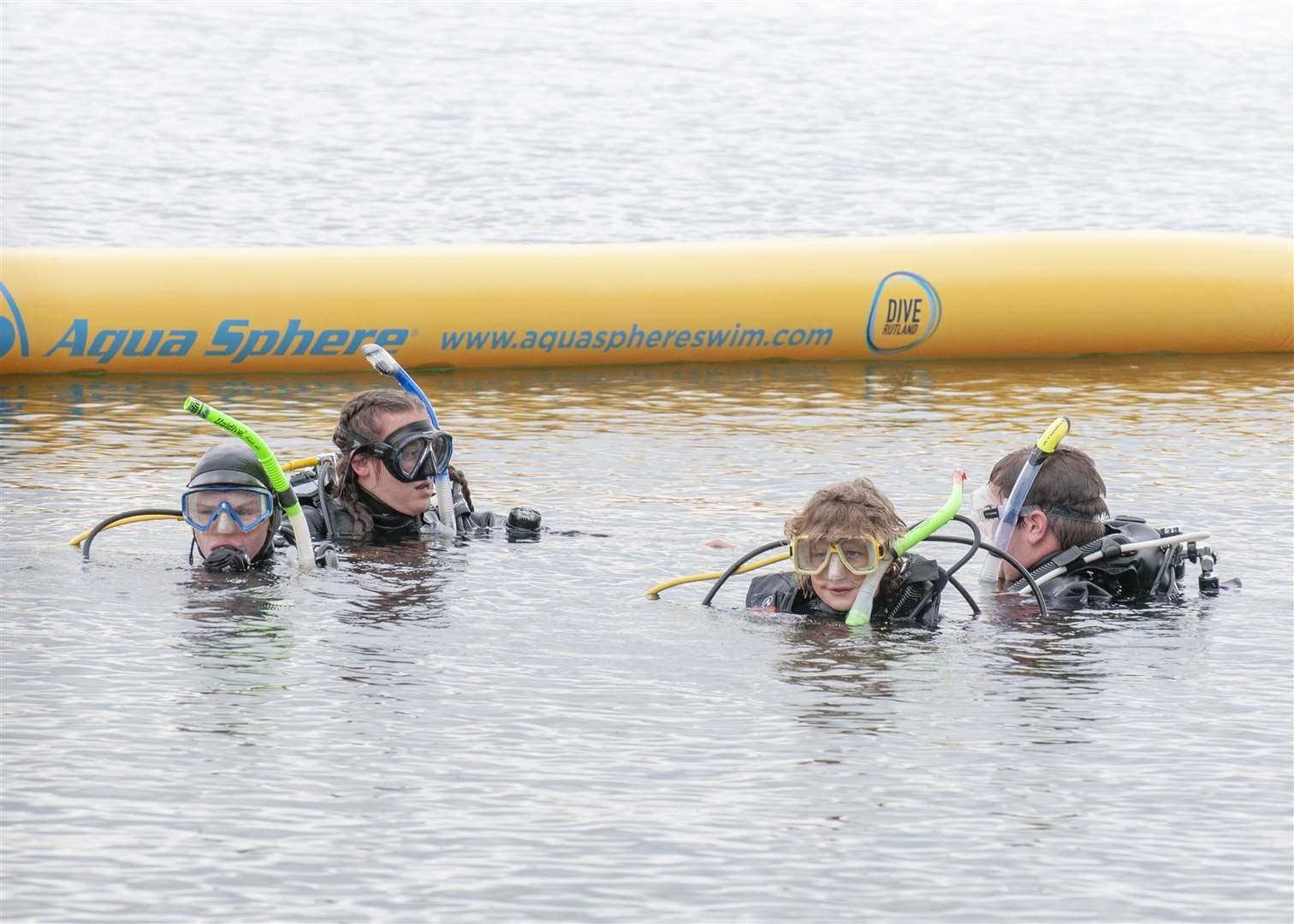 The National Water Sports Festival took place at Rutland Water at the weekend. Photo: Lee Hellwing (2465609)