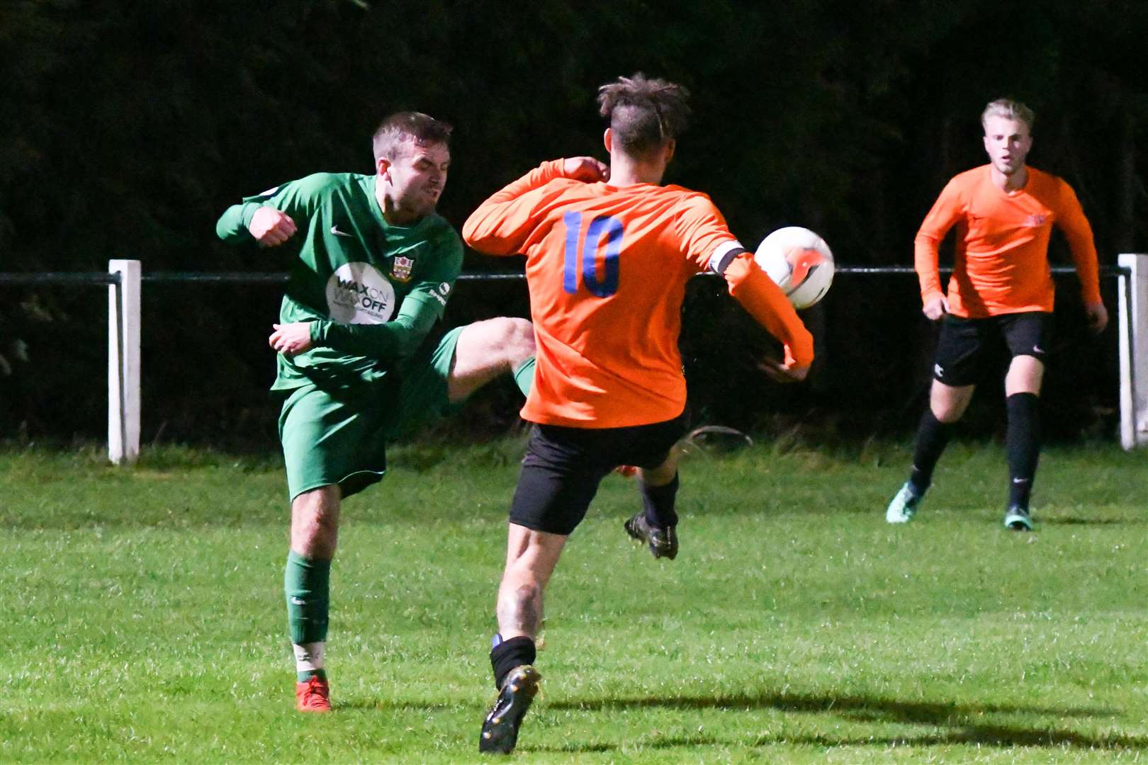 Cottesmore were 4-3 winners over Asfordby on Tuesday night. Photo: Alan Walters (18279977)