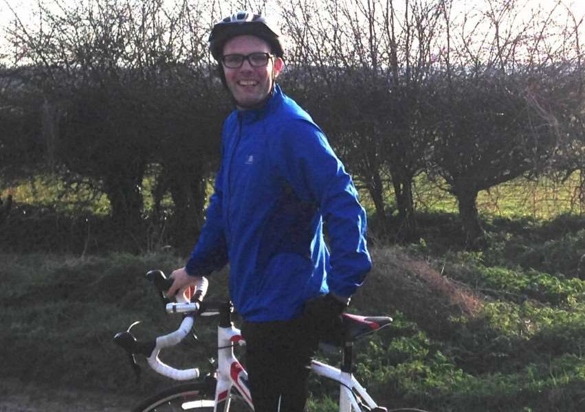 Mercury sports editor John Evely is cycling from Land's End to John O'Groats EMN-150527-124648001