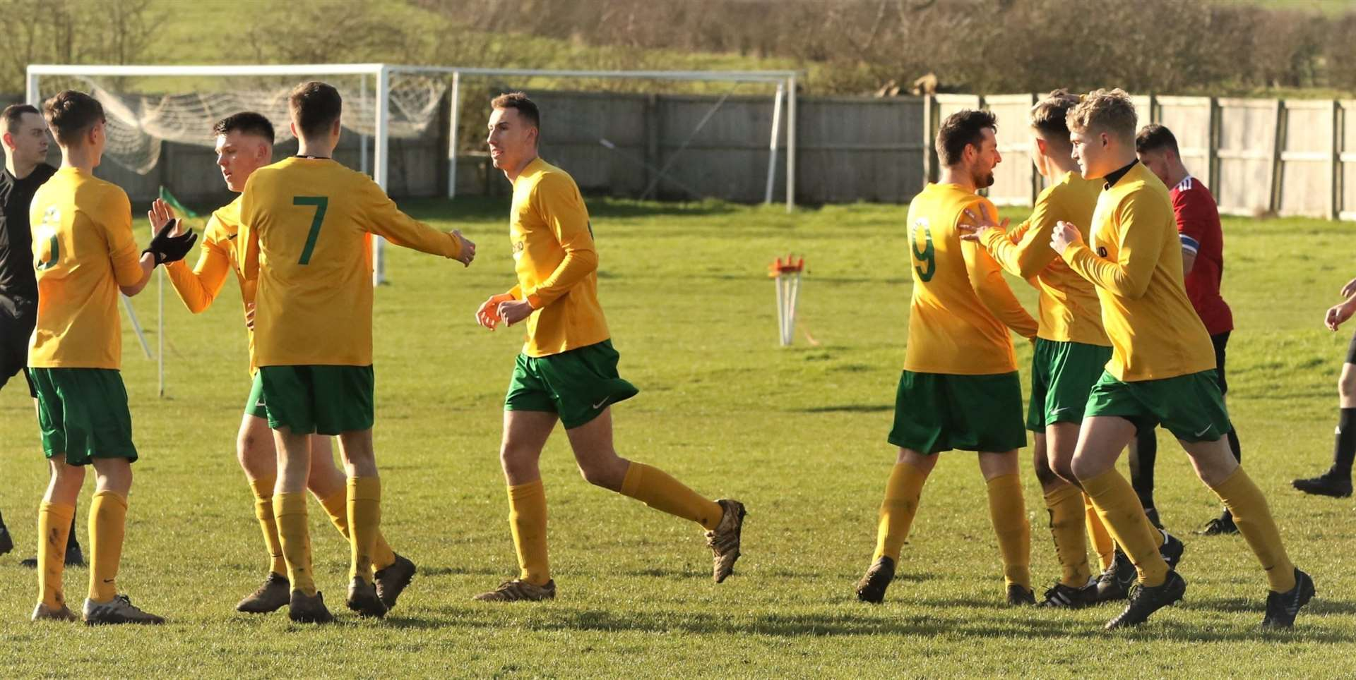 Oakham United were 3-2 home winners over Tydd on Saturday. Photo: Geoff Atton (28850341)