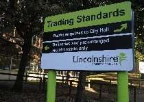 Lincolnshire Trading Standards news.