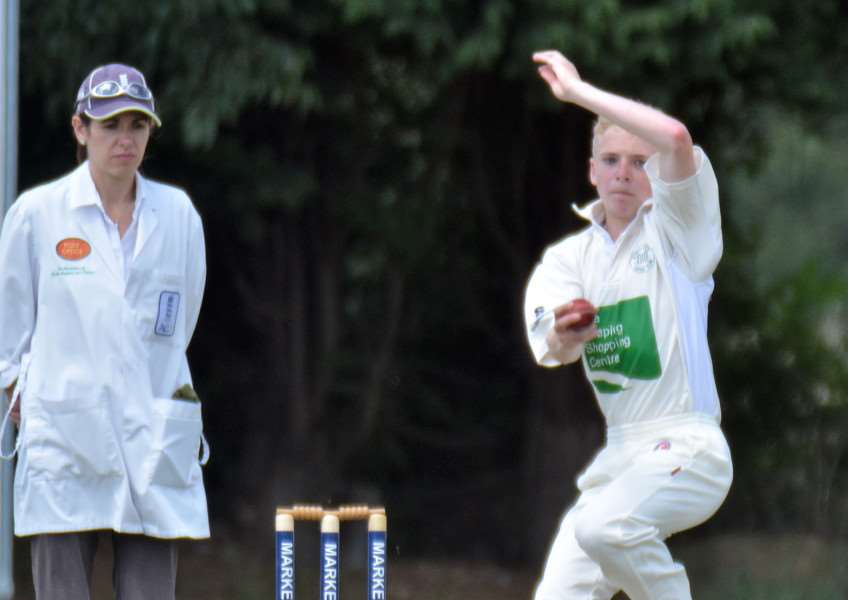 Josh Smith claimed two early wickets for Market Deeping at Nettleham.
