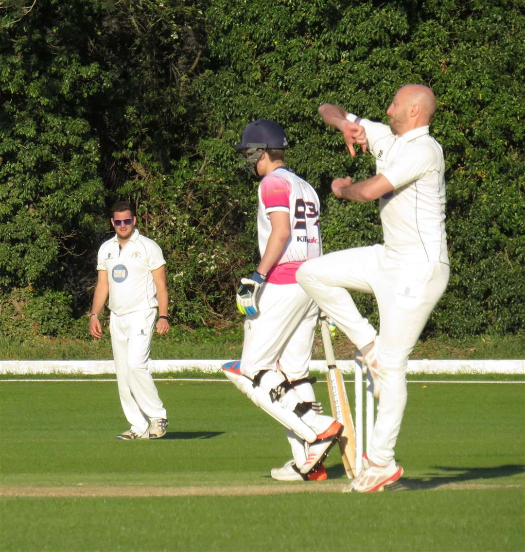 Burghley Park claimed revenge over Ketton Sports in the Rutland T20 competition. (11293258)