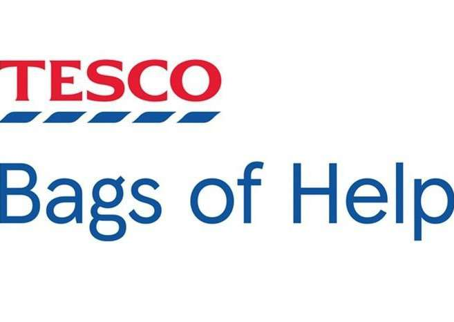 Tesco's Bags of Help scheme