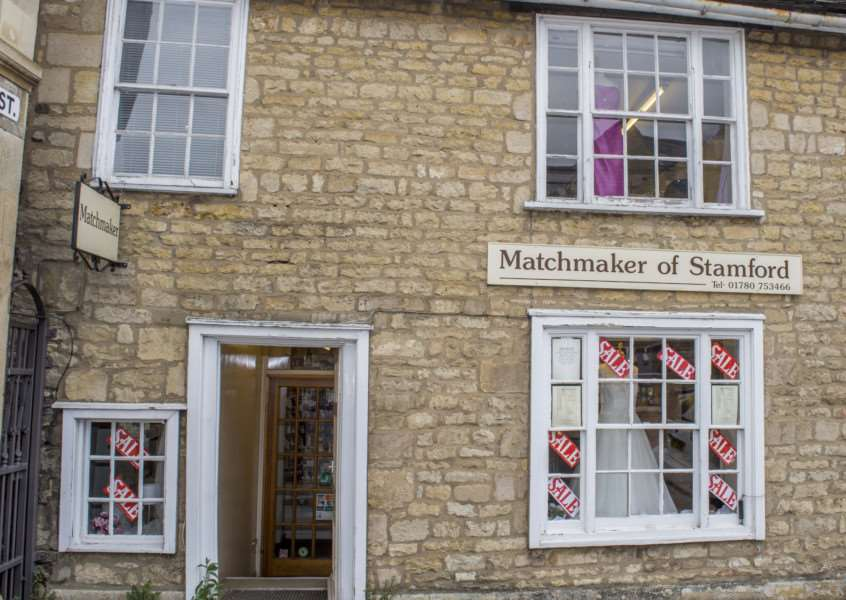 Matchmaker of Stamford is set to close after 30 years'Photo: Lee Hellwing