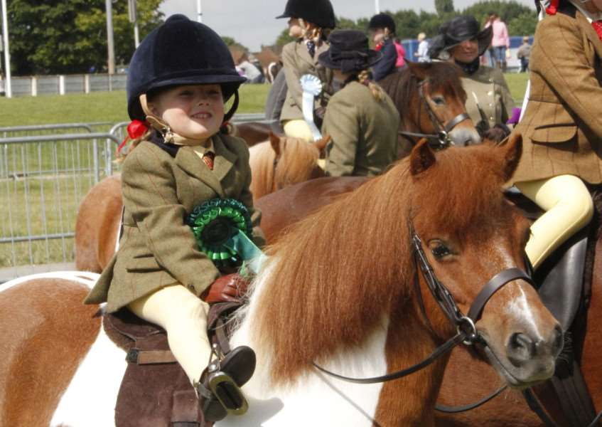 Equifest returns to Peterborough Arena this week EMN-151108-145350001