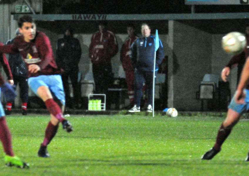 Henry Dunn scored Deeping's second goal on Saturday.