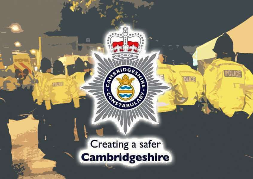 Cambridgeshire Constabulary.