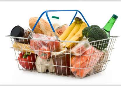 Cost of the weekly shop is on the rise