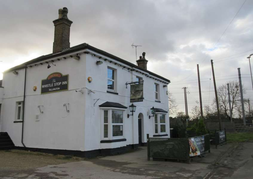 The Whistlestop, Tallington EMN-171101-171112001
