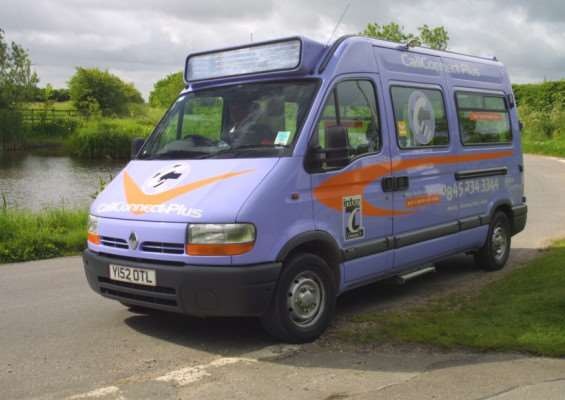Some of the county's bus services are set to be slashed from next month.