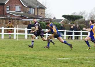 Stamford RFC v Market Bosworth RFC. Photo: Kirk Schwarz EMN-150216-112409001