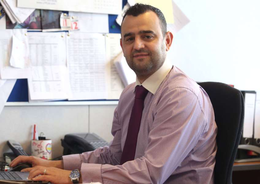 Simon McDonald, managing director of Persimmon Homes East Midlands.