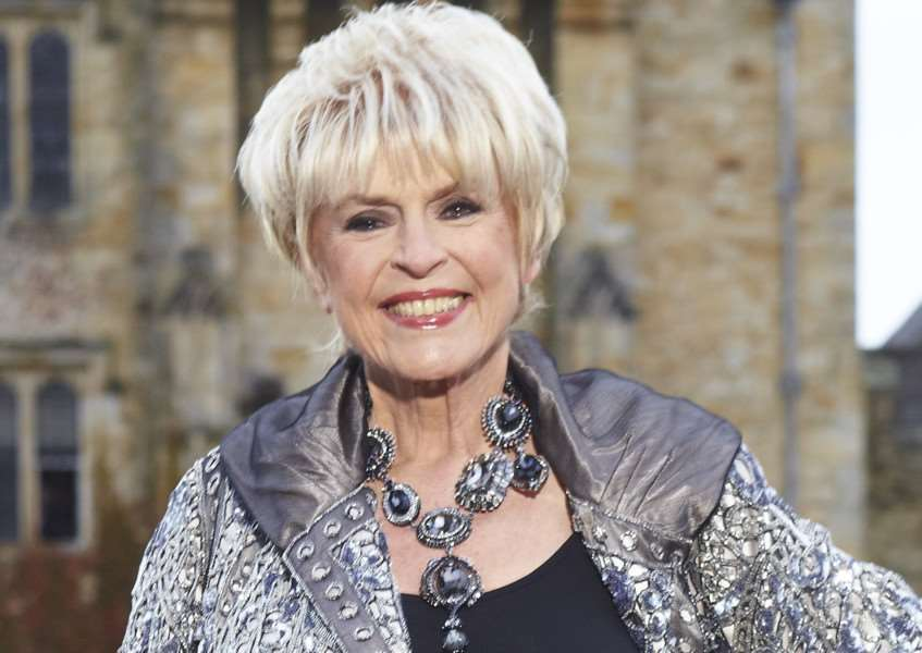 TV personality Gloria Hunniford will be guest speaker at Peterborough's Ladies Lunch.