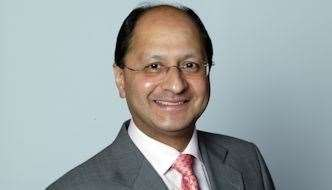 Prospective parliamentary candidate for North West Cambridgeshire: Shailesh Vara - Conservative