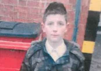 Have you seen missing Aiden?