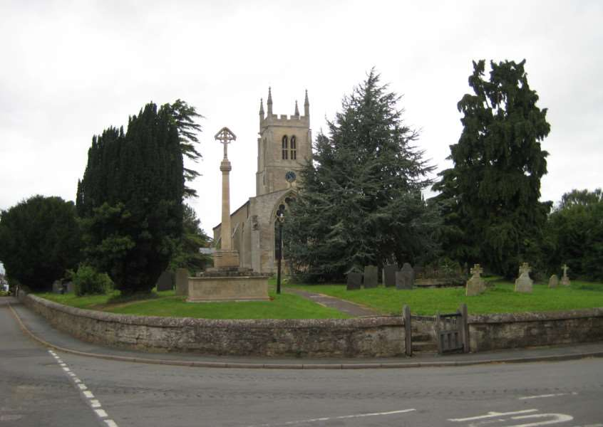 St Andrew's Church, Rippingale.