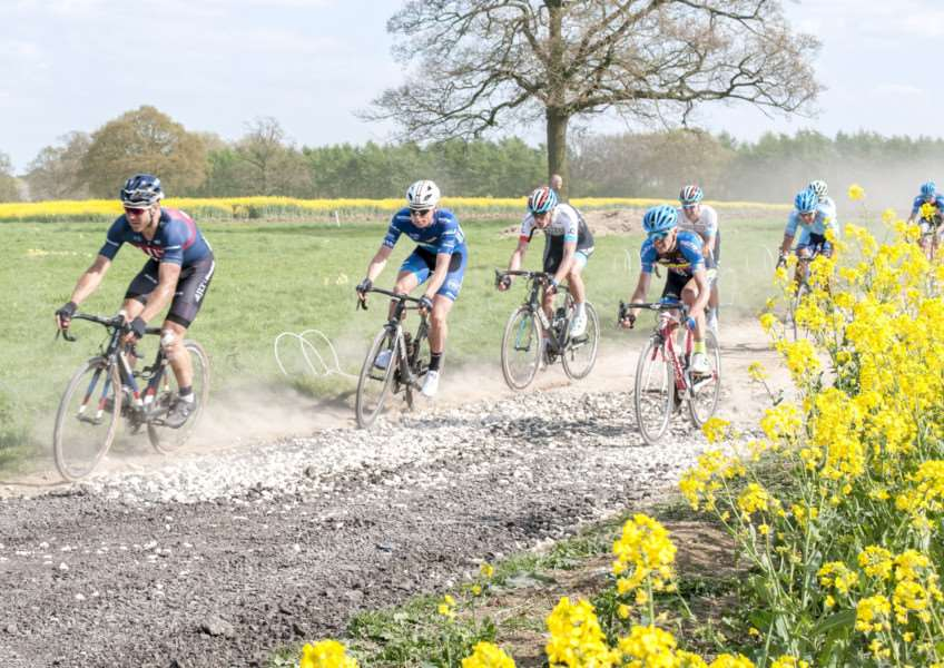 Oakham to Melton International CiCLE Classic 2017'Photo: Lee Hellwing