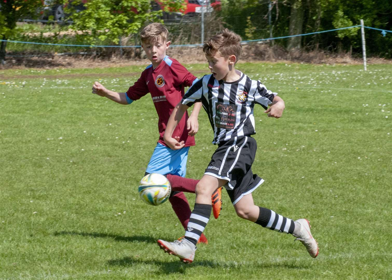 Action from the Neil Olsen Memorial Tournament at Deeping Rangers. Photo: Lee Hellwing (10268248)