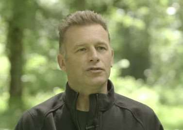 Chris Packham was warned 1 in 14 Brits won't see any sunlight on longest day of the year this Sunday