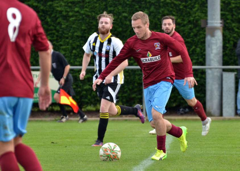 Scott Coupland is set to score the opening goal
