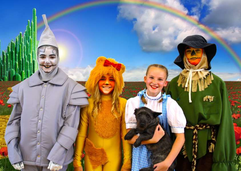 Wildcats Wizard of Oz