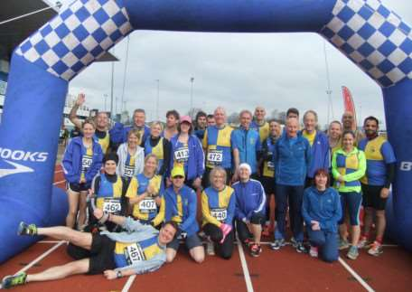Grantham AC Newton's Fraction Half Marathon on Sunday EMN-150319-095536001
