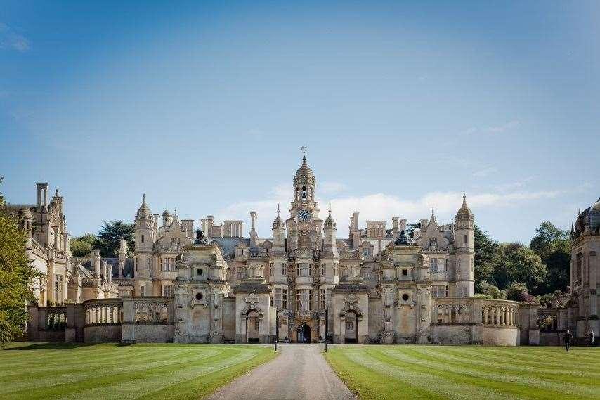 Harlaxton Manor.  (49841586)