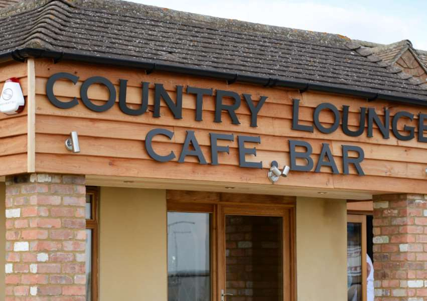 Country Lodge Cafe Bar Photo: Alan Walters EMN-150408-152151001