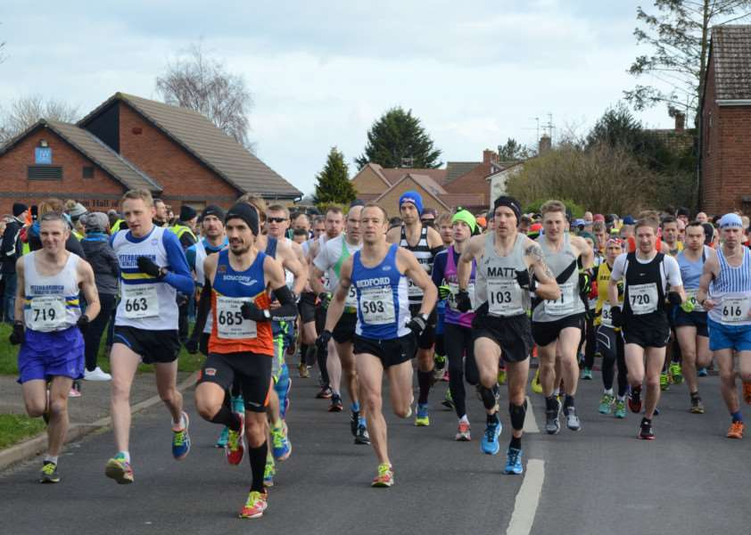 Action from the Striders 30k race at Stamford EMN-160214-170514009