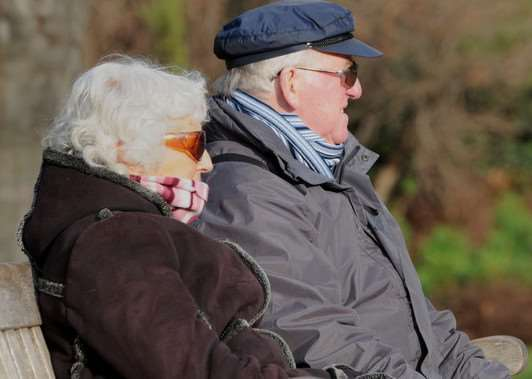 The life expectancy of women in the UK has increased from 55 in 1910/1912 to 83 in 2010/12. Photo: PA Wire