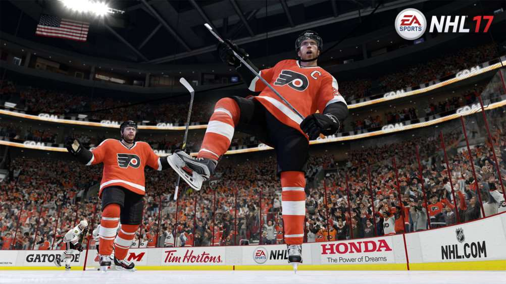 NHL 17 has something for those looking for nostalgic fun or serious hockey