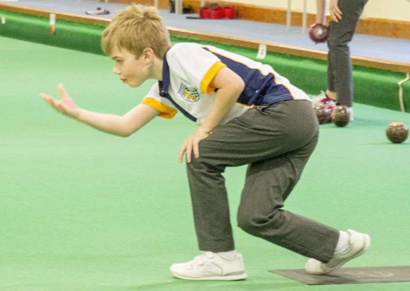 Stamford Bowls Club junior tournament.