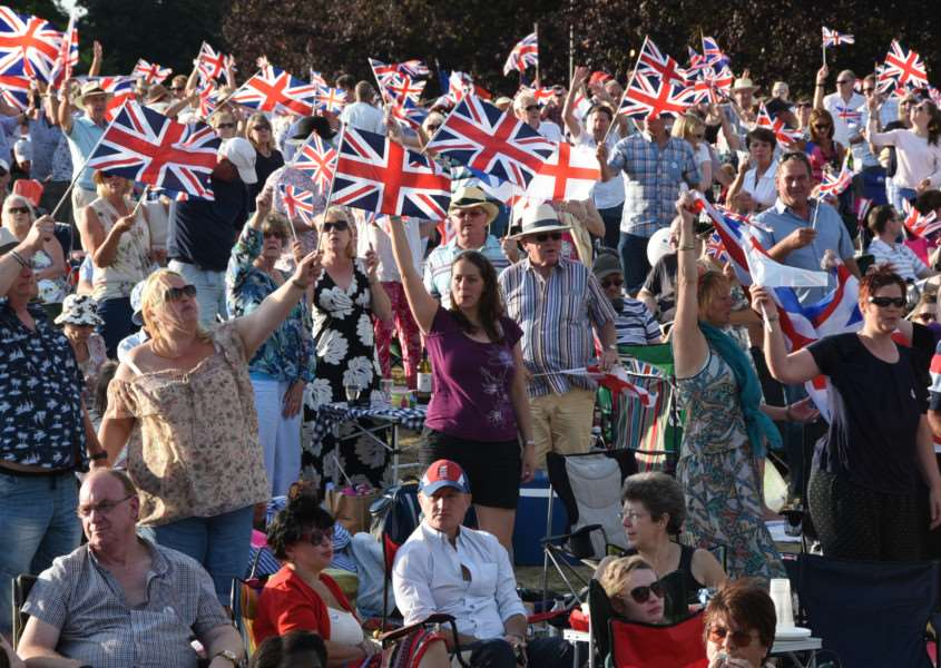 The Battle Proms at Burghley House EMN-150407-220726009