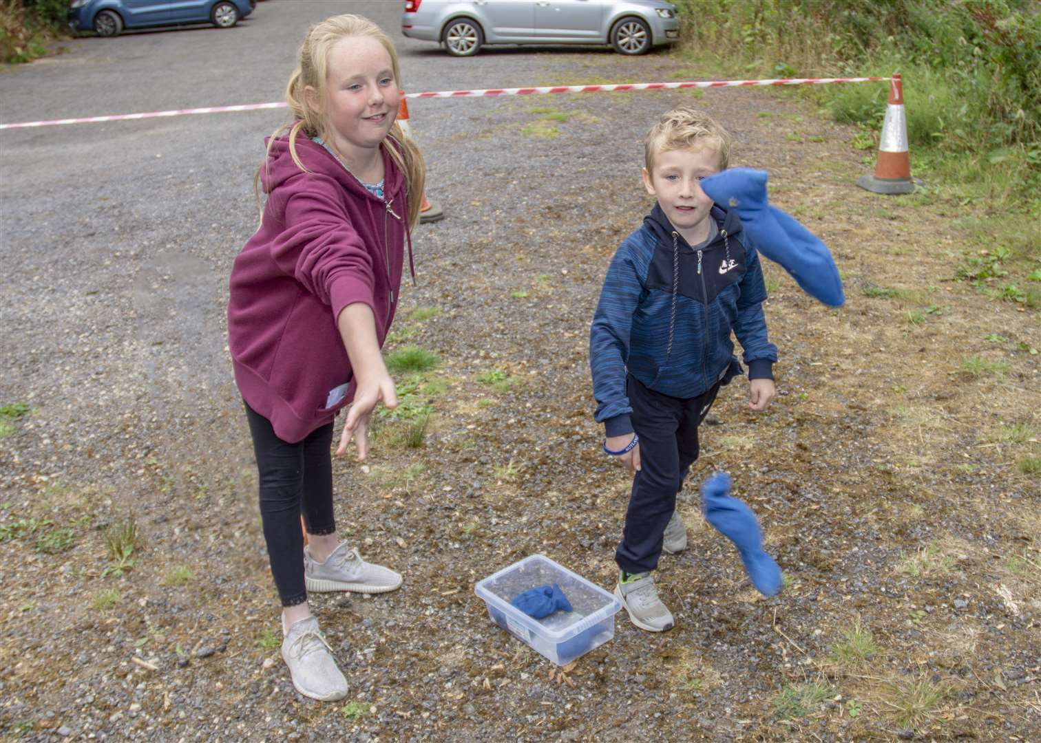 An Osprey Family Fun Day was recently held at Lyndon Nature Reserve Photo: Lee Hellwing