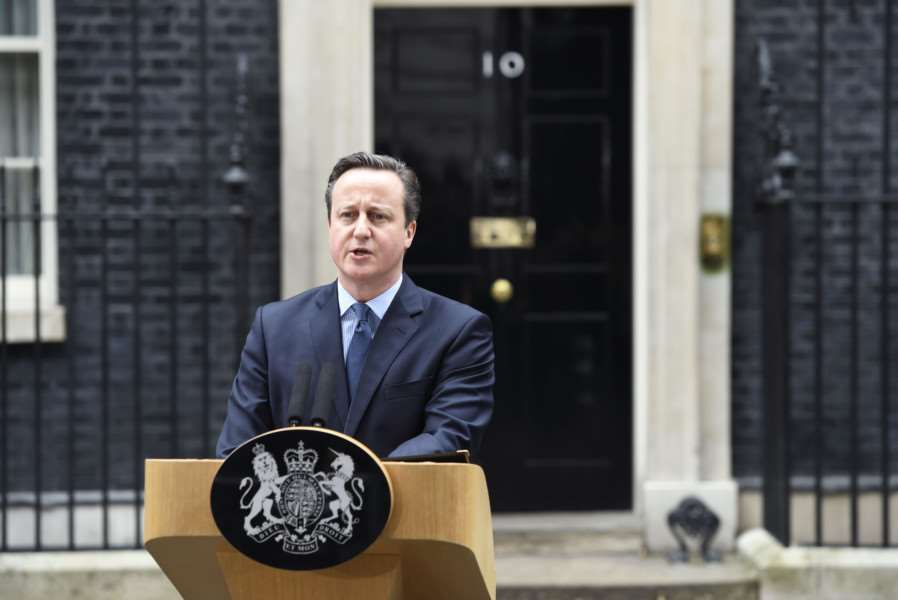 Prime Minister David Cameron. Photo: PA/Lauren Hurley/PA Wire