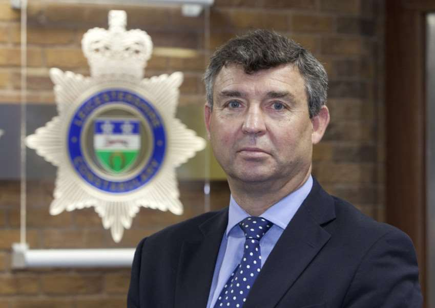Sir Clive Loader, Police and Crime Commissioner for Leicestershire and Rutland
