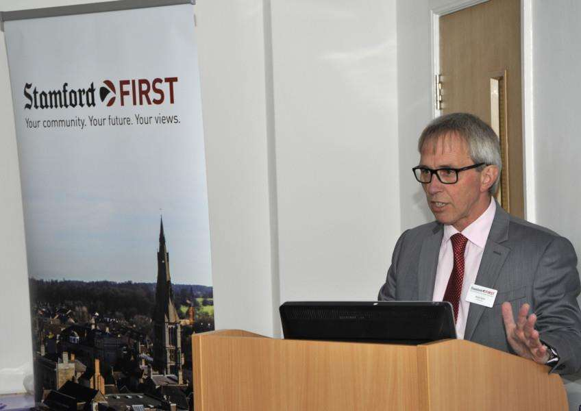The launch of Stamford First EMN-160405-145532001
