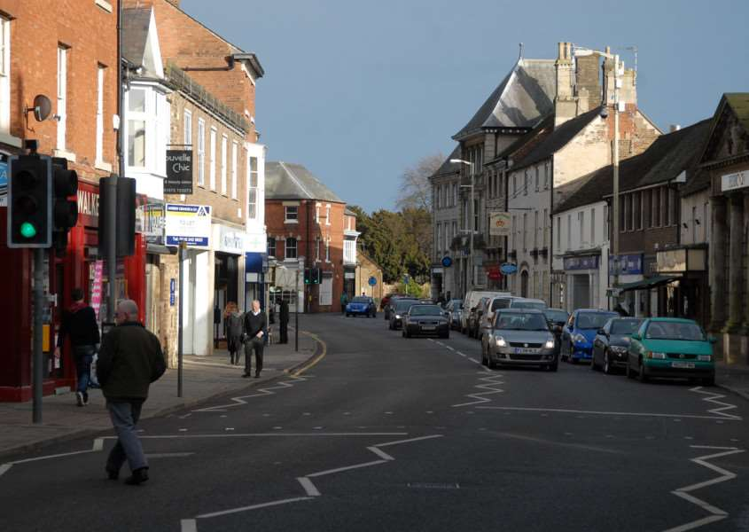 High Street, Oakham. File picture.'Photo: MSMP250214-013ow EMN-140225-165953001