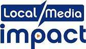 Logo of Local Media Impact.
