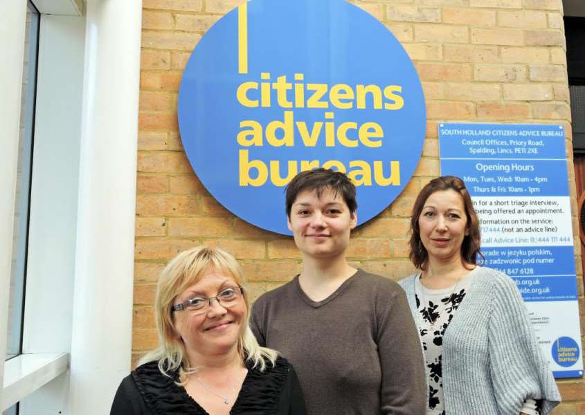Join the Citizens Advice team as a volunteer
