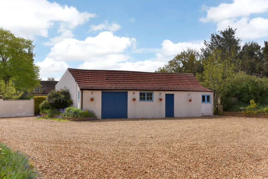 Outbuilding at Manor House Colsterworth on sale with Murray Chartered Surveyors