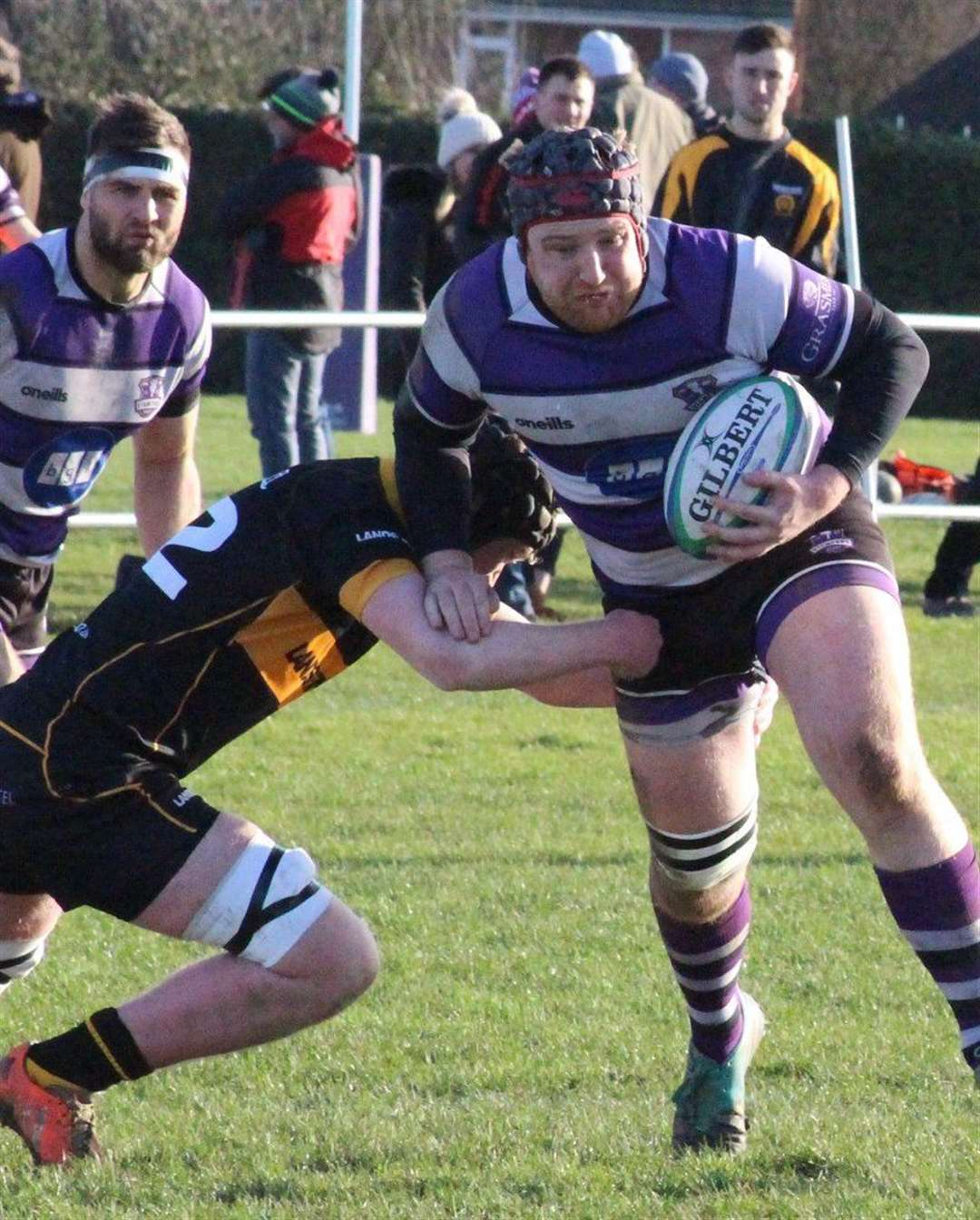 Stamford and Oakham will lock horns in Midlands 2 East (South) next season.