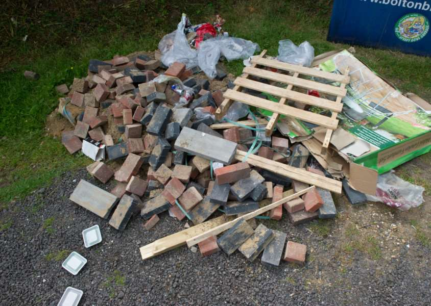 Fly-tipping costs councils and landowners dearly, says the CLA.